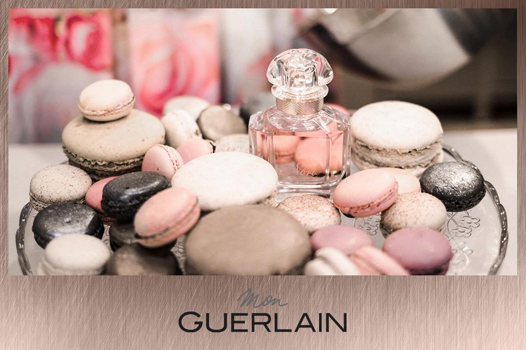 Takács Nóra fotós együttműködés Guerlain