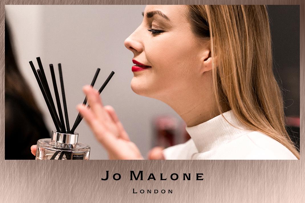 Takács Nóra együttműködés Jo Malone