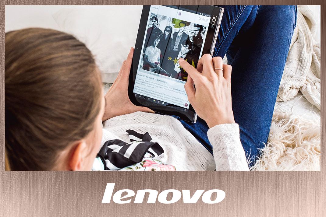 Takács Nóra együttműködés Lenovo