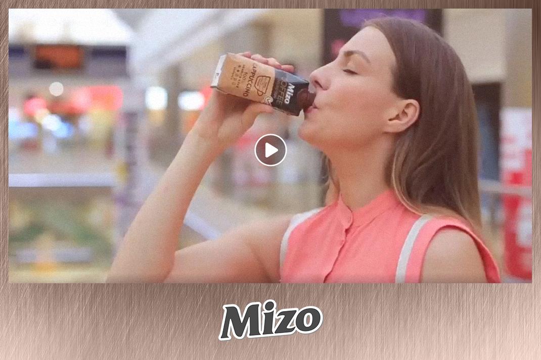 Takács Nóra videós együttműködés Mizo