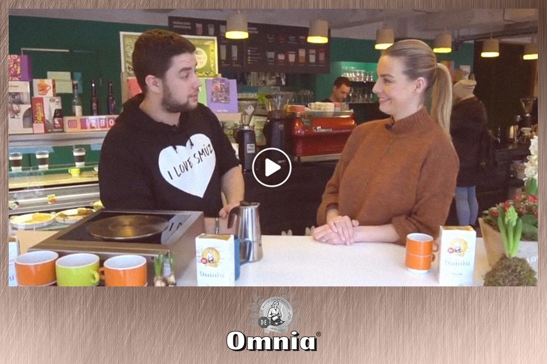 Takács Nóra videós együttműködés Omnia