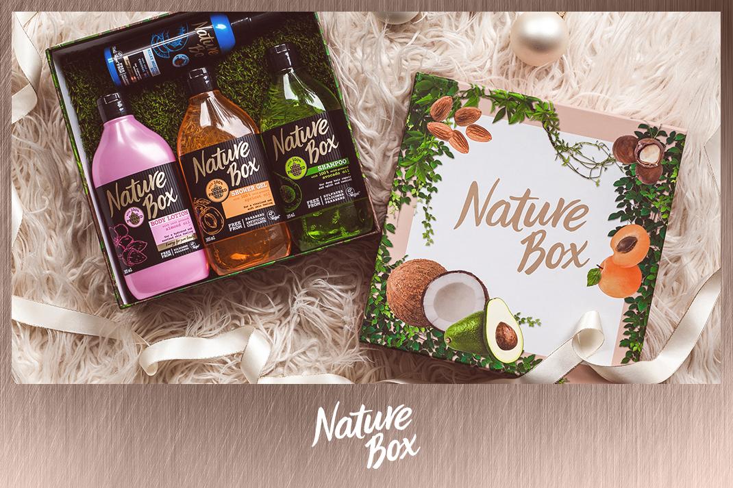 Takács Nóra - Hogyan legyek jó nő? Nyereményjáték Nature Box